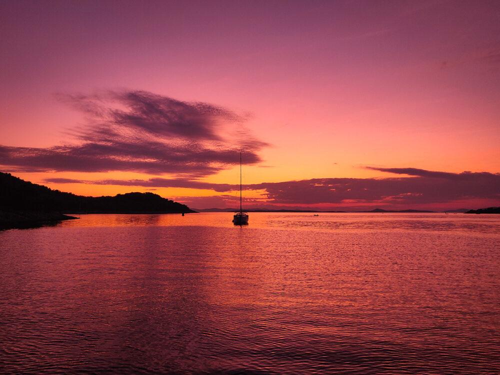 sailing vacations croatia